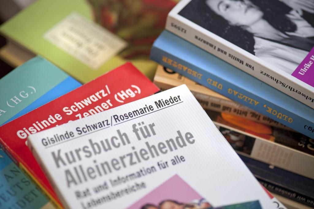Die Bücher der Autorinnen Gislinde Schwarz und Rosemarie Mieder