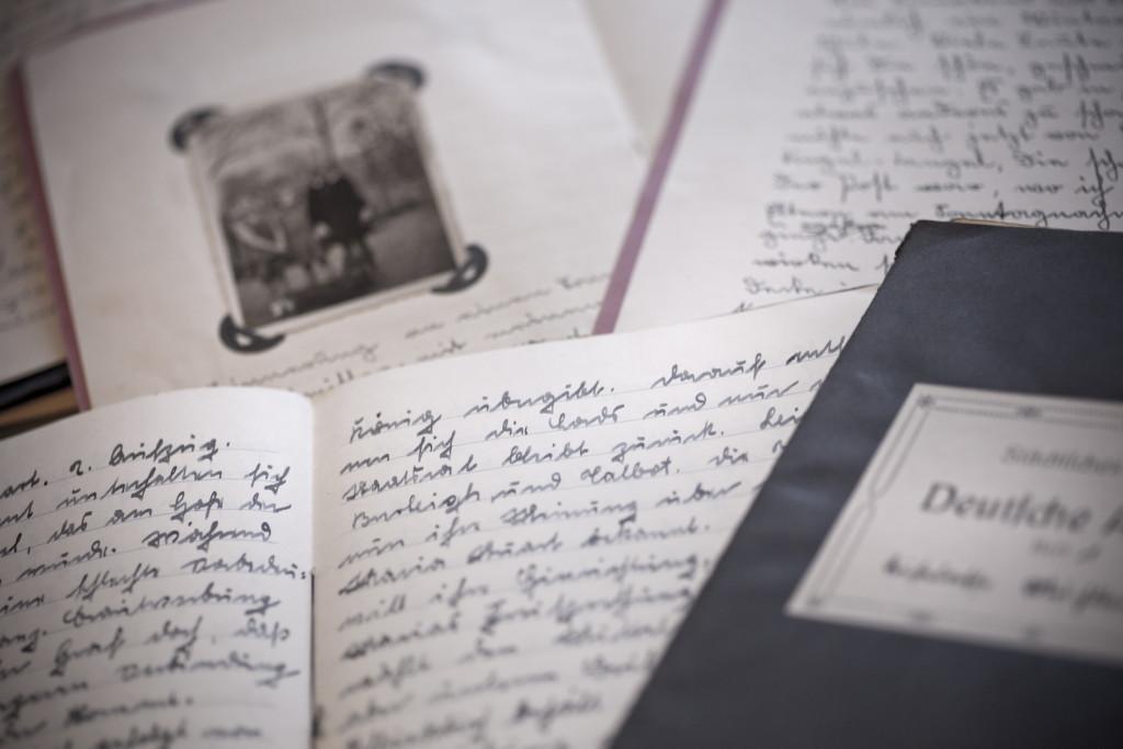 Für ein Lese-Buch als Chronik des Lebens sind Tagebücher eine phantastische Grundlage.