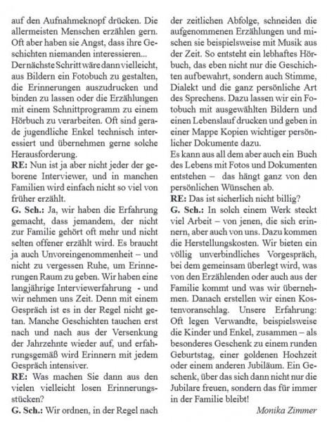 Rahnsdorfer Echo 2